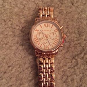 Other - Rose gold watch